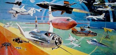 The Spirit of Flight Research by Robert McCall