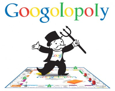 Google is a Monopoly