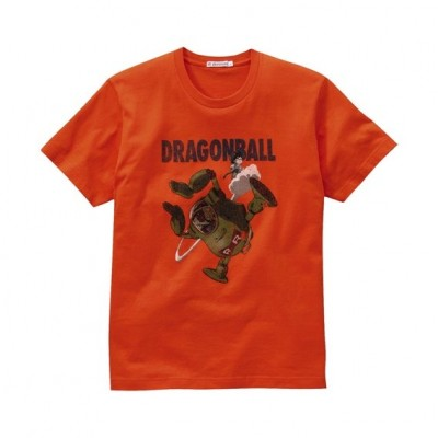 Uniqlo Anime T-shirts: Dragonball