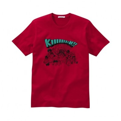 Uniqlo Anime T-shirts: Dr. Slump