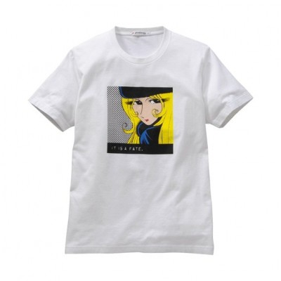 Uniqlo Anime T-shirts: Galaxy Express 999