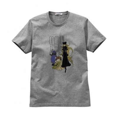 Uniqlo Anime T-shirts: Galaxy Express 999