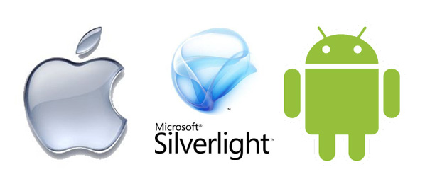 Silverlight: Will it run on Apple or Android?
