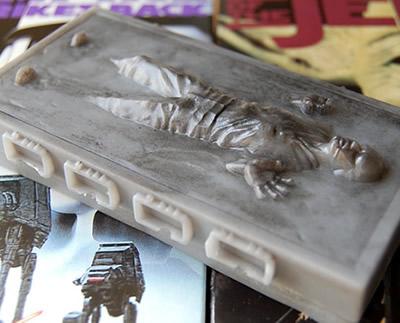 Han Solo soap