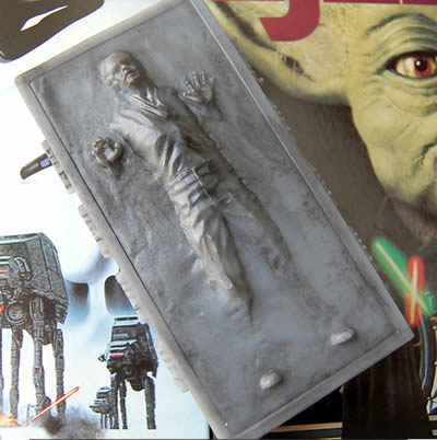 Han Solo soap bar 2