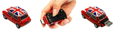 Mini Cooper USB 4GB