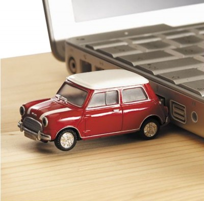 Mini Cooper USB 4GB