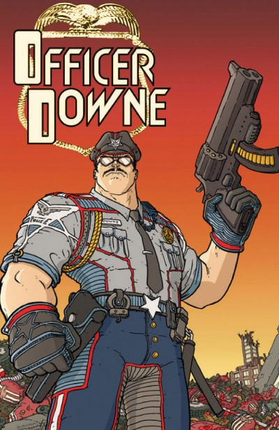 Officer Downe cover