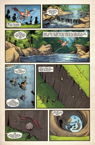 The Marvelous Land of Oz #5 - page 7
