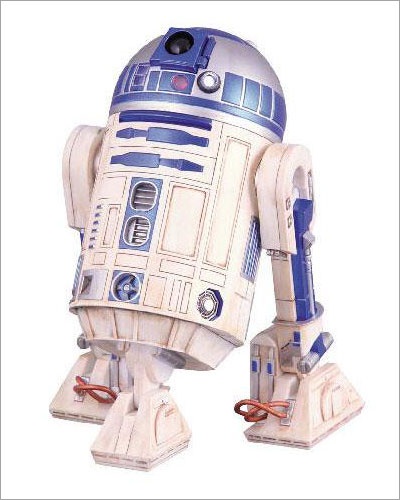 Real Action Heroes Star Wars R2-D2