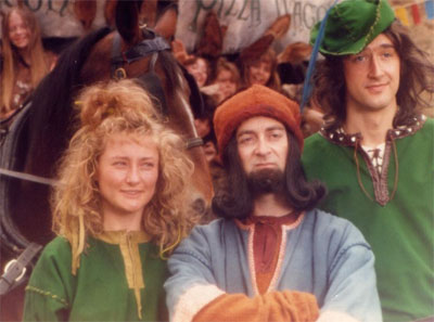 Maid Marian and Her Merry Men, Kate Lonergan