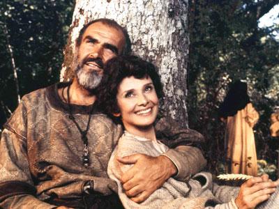 Robin and Marian, Audrey Hepburn