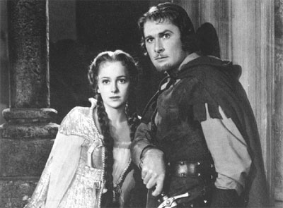 The Adventures of Robin Hood, Olivia de Havilland