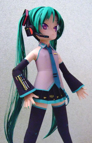 Anime and Papercraft 1