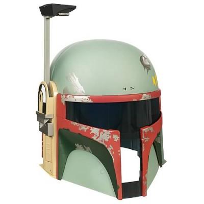 Star Wars Clone Wars Boba Fett Helmet