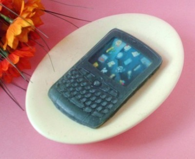 BlackBerry PDA Phone Soap