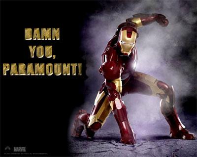 Iron Man 2 Missing Scenes: Damn You, Paramount!