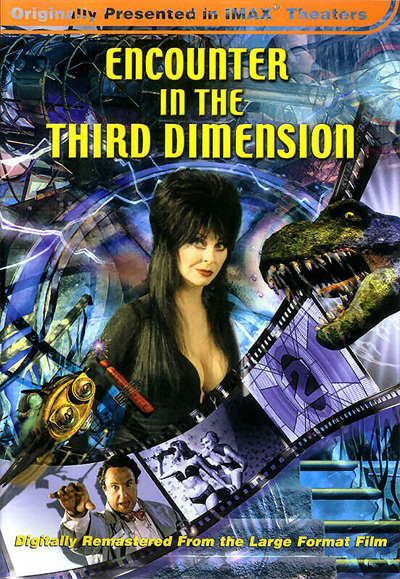 Encounter in the Third Dimension poster (1999)