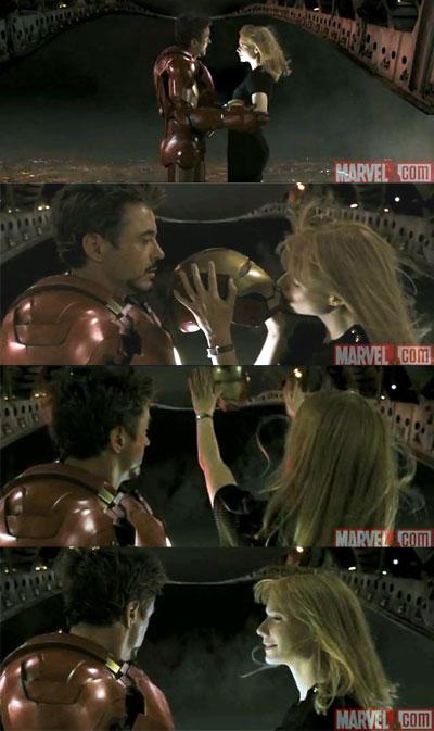 Iron Man 2 Missing Scene: Go Get 'Em, Boss