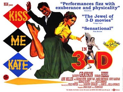 Kiss Me, Kate in 3D (1953)
