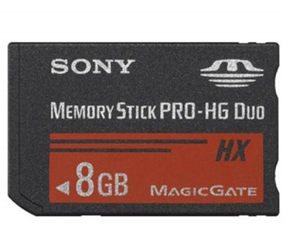 Sony Pro-HG Duo HX memory cards