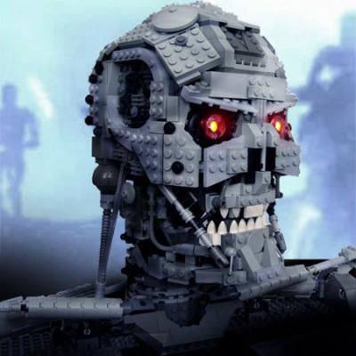 Lego Terminator 1