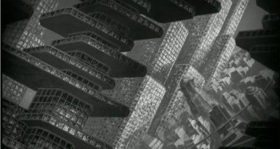 Metropolis: You want to see this film on the big screen!