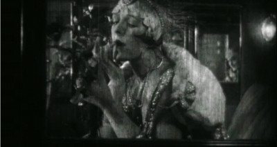 Metropolis: A frame from a lost scene which was restored