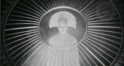 Metropolis: This film is really a glimpse at the roaring 20s