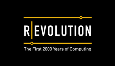 Revolution: The First 2000 Years of Computing logo