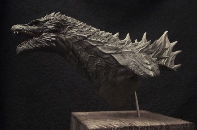Fake Legendary Pictures Godzilla Prototype, Full