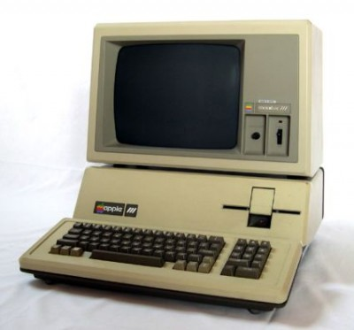 The ill fated Apple III - till this day Apple refuses to name any device with the number 3!