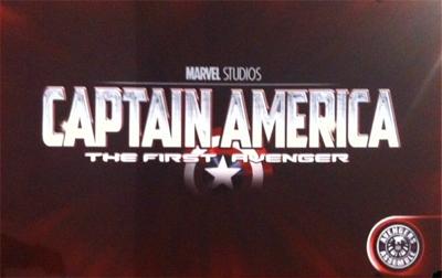 Captain America Movie Logo