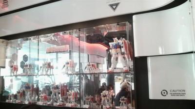 Gundam Café in Akihabara