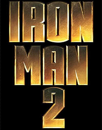 Iron Man 2 Movie Logo