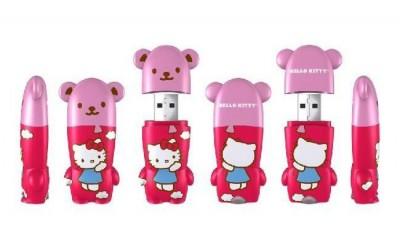 Hello Kitty x mimobot USB Memory (Balloon)