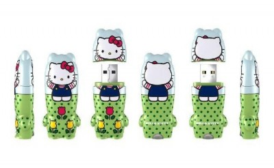 Hello Kitty x mimobot USB Memory (Fun in Fields)