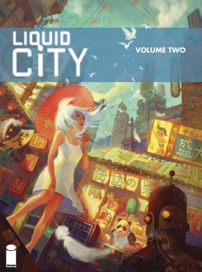 Liquid City, Volume 2 cover art