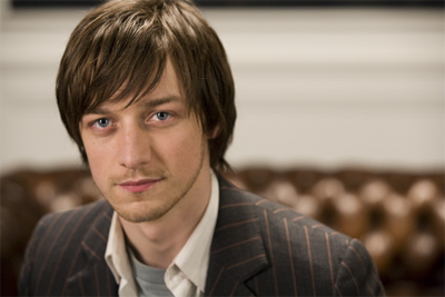 X-Men: First Class's Professor Xavier: James McAvoy