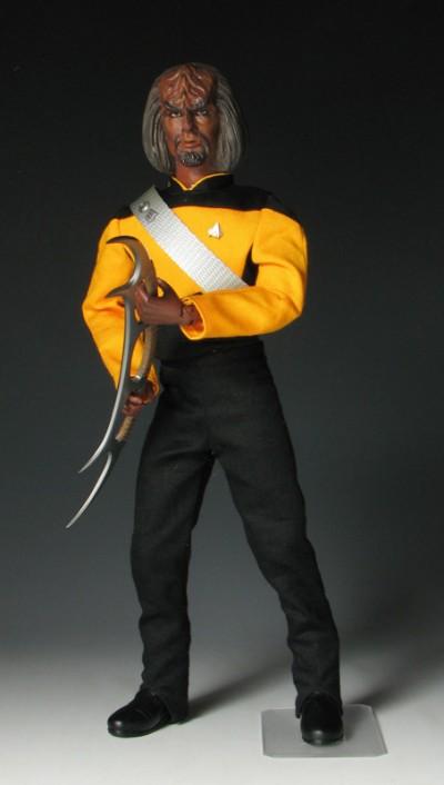 Japanese Worf Figure