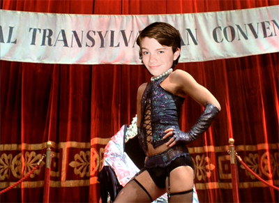 Glee Goes Rocky Horror