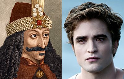 Robert Pattinson Genetically a Vampire?