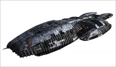 Battlestar Galactica Model Kit