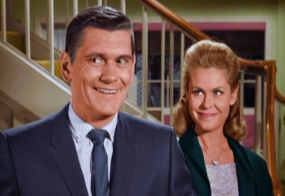 Bewitched starring Dick York and Elizabeth Montgomery