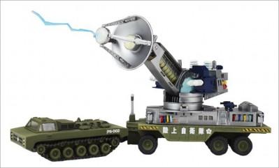 Godzilla Maser Cannon Replica