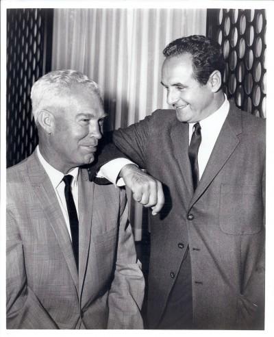 hannaberberraWilliam Hanna and Joseph Barbera publicity photo from 1967