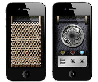 iPhone Star Trek Communicator App