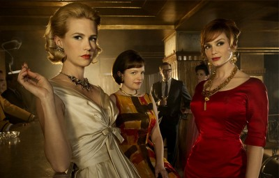 Mad Men: The ladies on the show