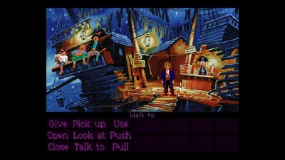 Monkey Island 2 Special Edition 1 Retro
