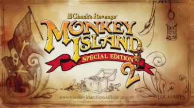 Monkey Island 2 Special Edition Logo
